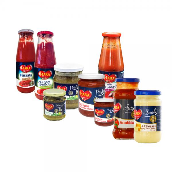 Ready Sauces
